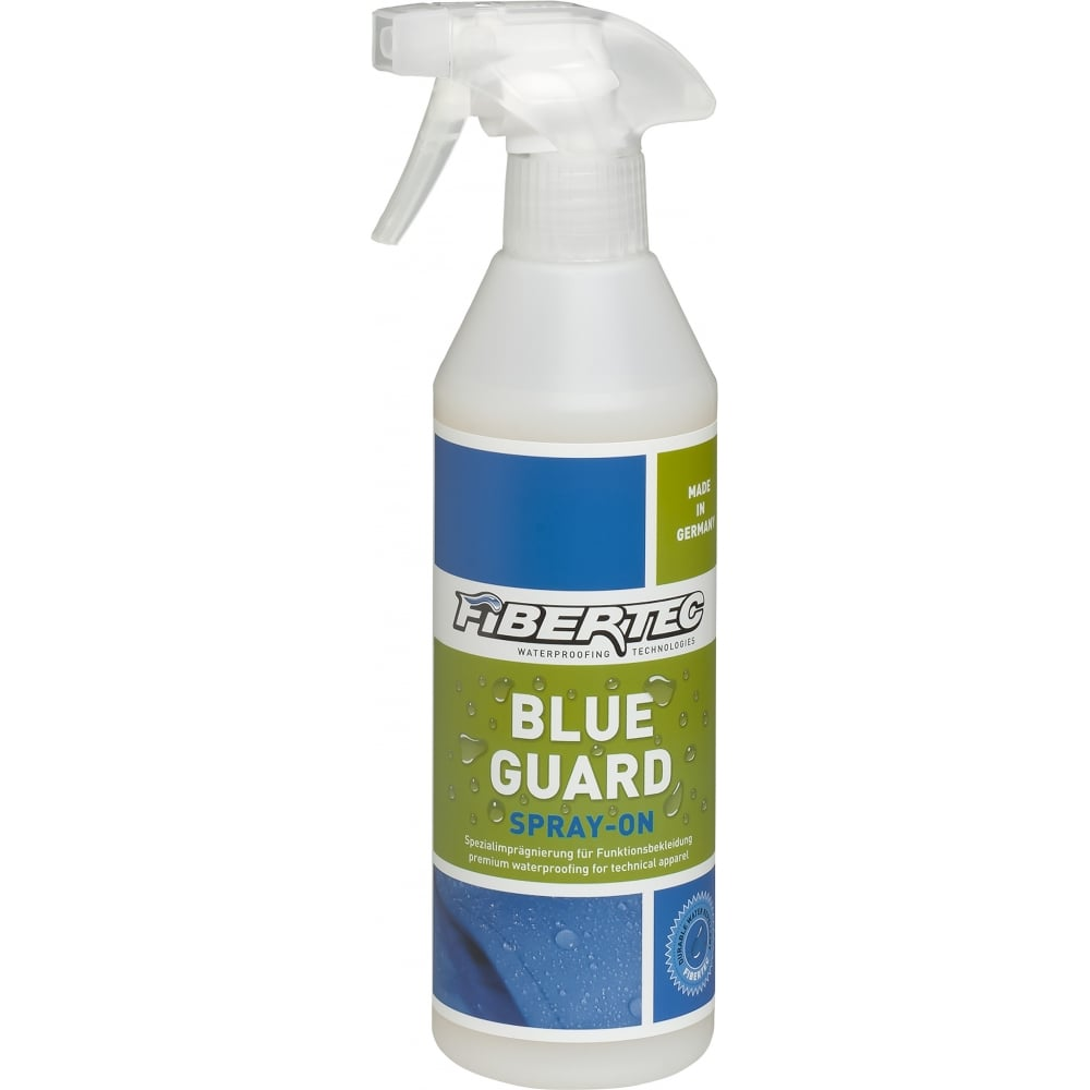 Fibertec GUARD Fibertec Blue Guard Spray-On 500ml - Accessories from ... 763979c289806