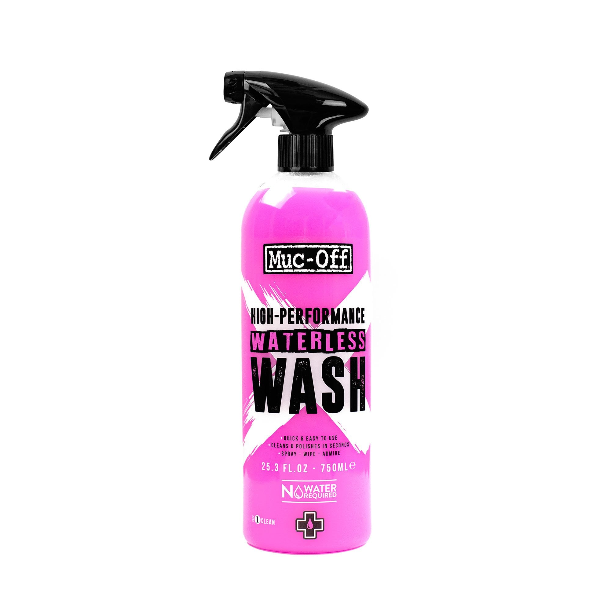 Muc Off High Performance Waterless Wash 750ml Workshop From Godleys Cycles Uk