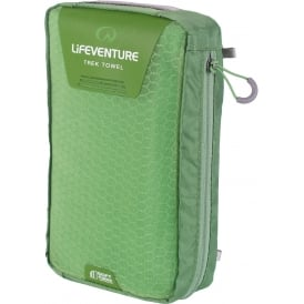 TOWEL LV Softfibre Trek Towel G Green