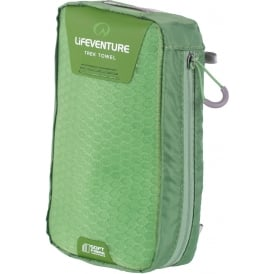 TOWEL LV Softfibre Trek Towel XL Green