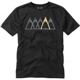 TSHIRT Mad Tech Tee men five peak BK SM